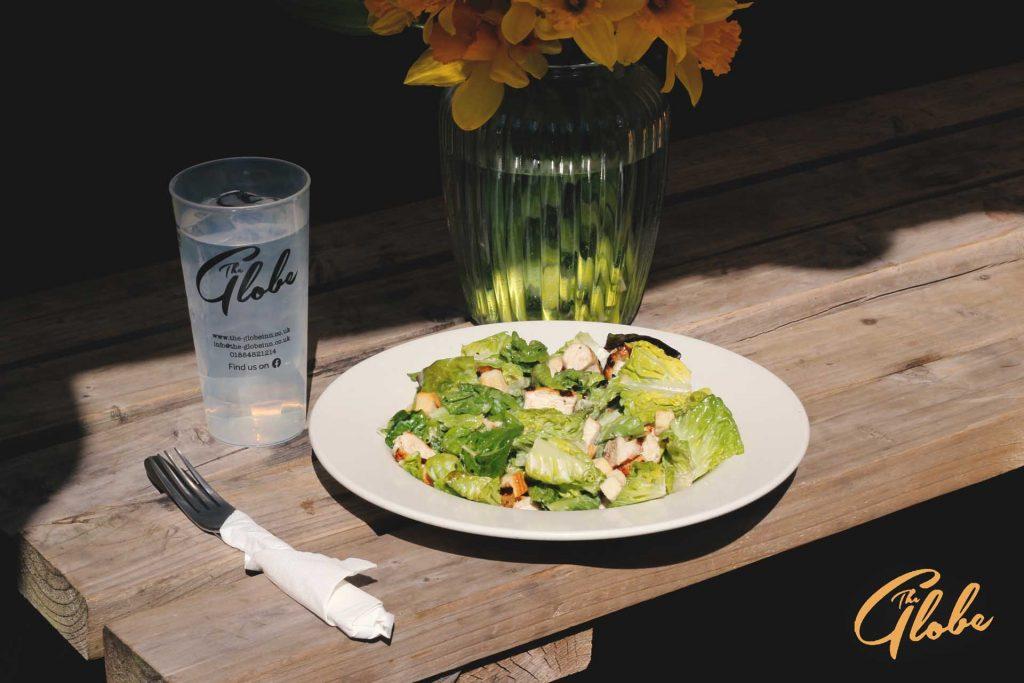 Caeser salad 2